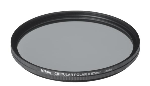 Nikon Поляризационный фильтр 67mm C-PL IIФильтры<br>Этот фильтр позволяет снимать через стекла в окнах, а также уменьшать отражения от водных поверхностей, освещенных солнцем деревьев и травы. Такие фильтры применяются как для цветной, так и для черно-белой фотографии. <br> <br> Установочный диаметр - 67мм (67mm)<br> Производство: Япония<br><br>Тип: Фильтр для объектива<br>Артикул: FTA13201