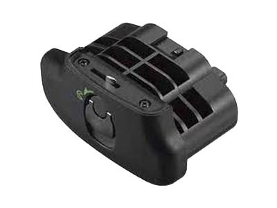 Nikon Крышка батарейного отсека BL-5Защита фотокамер<br>Крышка батарейного отсека. Необходима при использовании литиевой батареи EN-EL18 или EN-EL18a в камерах оснащённых питающими батарейными ручками: MB-D12 или MB-D17<br><br>Тип: Крышка батарейного отсека<br>Артикул: VFD10003