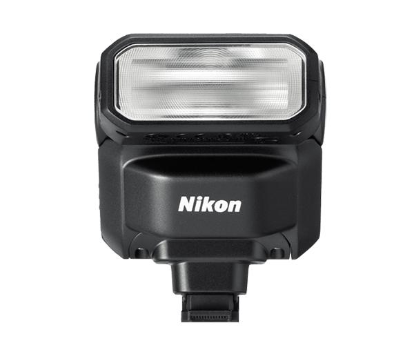 Nikon  Speedlight SB-N7 ЧерныйВспышки для Nikon 1<br>Откройте для себя новые возможности работы со светом. Компактная и сверхлегкая вспышка Speedlight SB-N7 — это удобный инструмент, дающий возможность контролировать качество и направление света. Воспользуйтесь ею для придания творческих штрихов изображе...<br><br>Влагозащищенность: Нет<br>ВЧ (ISO 100/200): 18/-<br>Углы поворота головки: вертикаль-60,75,90,120<br>Поддержка креативной системы освещения: -<br>Режимы работы: M, TTL<br>Защита от перегрева: да<br>Длительность импульса (при полной мощности, сек): 1/1650<br>Крепление штатива: Нет<br>Внешний ЖК-монитор: Нет<br>Углы освещения (фокусное расстояние, мм): -<br>Крепление переходника штатива: Нет<br>Питание: ААА х2<br>Цвет корпуса: Черный