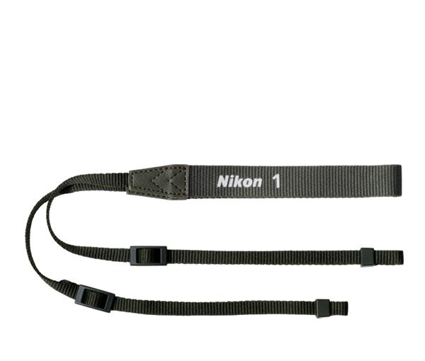 Nikon  Ремень AN-N1000 ХакиРемни<br>Совместимые камеры: система Nikon 1<br><br>Тип: Ремень для фотокамеры<br>Цвет корпуса: Хаки