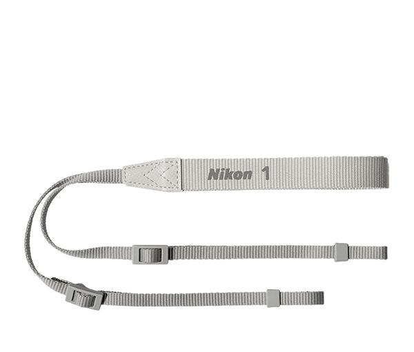 Nikon  Ремень AN-N1000 Серебристый