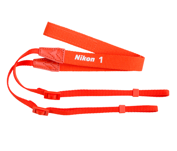 Nikon  Ремень AN-N1000 Оранжевый