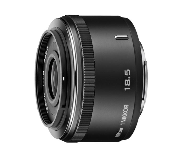 Nikon  1 NIKKOR 18.5mm f/1.8 Черный от Nikonstore.ru