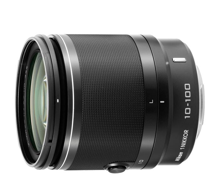 Nikon  1 NIKKOR VR 10-100mm f/4.0-5.6 Черный от Nikonstore.ru