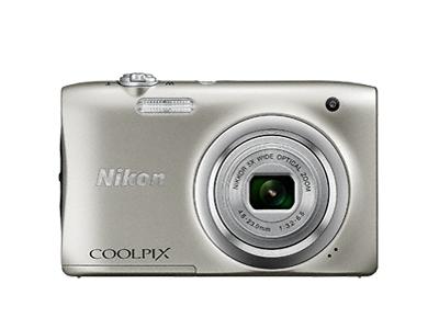 Nikon Coolpix A100 серебристый от Nikonstore.ru