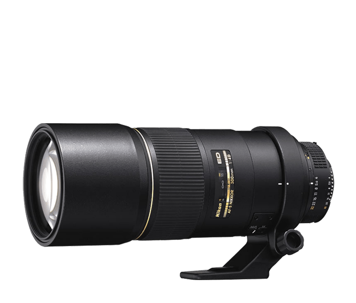 Nikon  AF-S NIKKOR 300mm f/4D IF-ED Черный