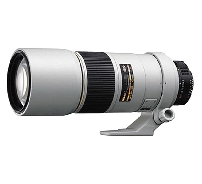 Nikon AF-S NIKKOR 300mm f/4D IF-ED Серый