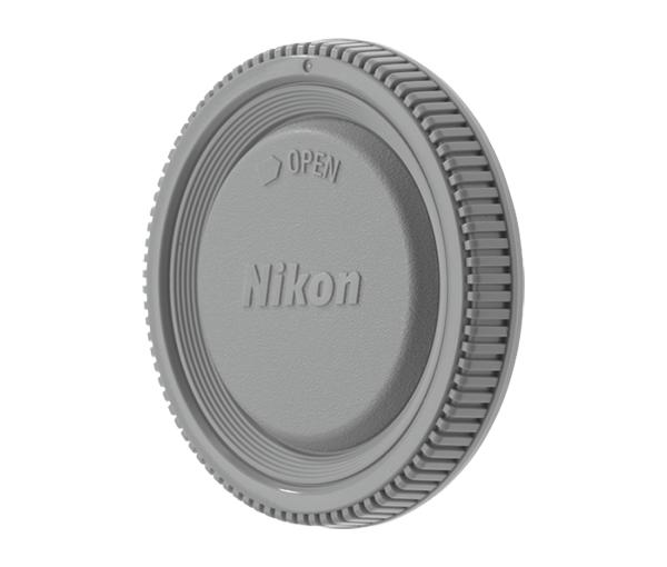 Nikon Крышка для телеконвертера BF-3AКрышки<br>Крышка для телеконвертера, изготовленная из пластмассы, защищает объектив от пыли, грязи и царапин. <br><br>Применяется с телеконвертером AF-S TC-14E II r и AF-S TC-20E II<br><br>Тип: Крышка для телеконвертера<br>Артикул: JXA10092