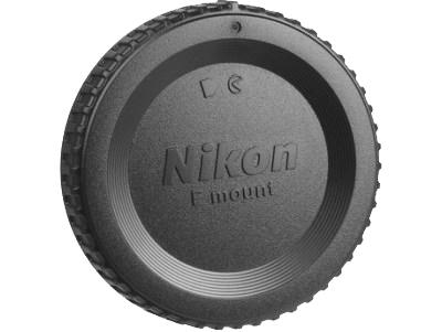 Nikon Крышка корпуса (байонета) фотокамеры BF-1BЗащита фотокамер<br>Крышка башмака для принадлежностей подходит для цифровых зеркальных фотокамер Nikon, препятствует попаданию пыли и влаги в башмак. <br><br>Применяется для корпуса зеркальных фотокамер.<br><br>Тип: Крышка корпуса фотокамеры<br>Артикул: FAD00401