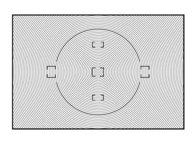 Nikon Сменный фокусировочный экран B для F100, D1, D1X, D1HАксессуары для визирования<br>Матовый экран с тонкой структурой матирования и рамками фокусировки. Обеспечивает четкое визирование и легкость фокусировки по всей площади матового экрана. <br><br>Предназначен для всех видов обычной фотосъемки. <br> <br>Применяется для фотокамеры серии: F100, D1, D1X, D1H<br><br>Тип: Сменный фокусировочный экран<br>Артикул: FAC13001