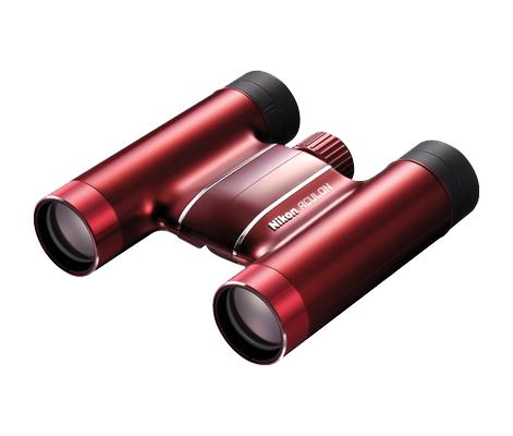 Nikon Бинокль ACULON T51 8X24 Красный