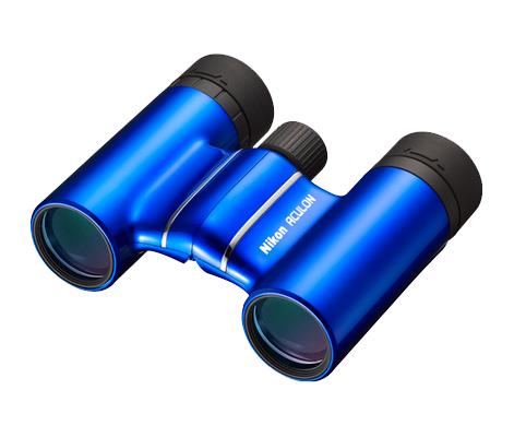 Nikon  Бинокль Aculon T01 8x21 Голубой от Nikonstore.ru