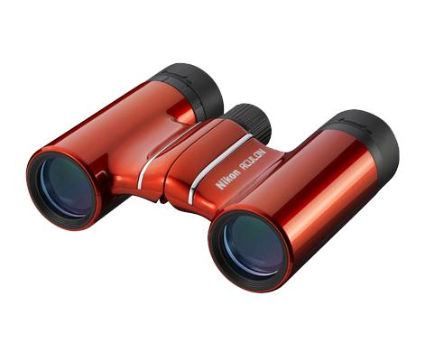 Nikon  Бинокль Aculon T01 8x21 ОранжевыйБинокли компактные<br>Законодатель моды в мире первоклассной оптики Nikon! <br> <br> Превосходные характеристики и стильный дизайн по цене базовой модели. Компактный и легкий бинокль ACULON T01 с объективом размером 21 мм и 8-кратным увеличением идеально подходит для любого о...<br><br>Тип: Бинокль Aculon<br>Диаметр объектива (мм): 21<br>Влагозащищенность: Нет<br>Увеличение (x): 8<br>Выходной зрачок (мм): 2.6<br>Вынос точки визирования (мм): 10.3<br>Относительная яркость: 6.8<br>Минимальное расстояние фокусировки (м): 3<br>Реальный угол зрения (°): 6.3<br>Регулировка расстояния между центрами окуляров (мм): 56-72<br>Тип призмы: Roof<br>Питание: Нет<br>Цвет корпуса: Оранжевый