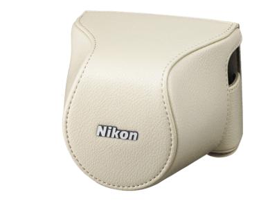 Nikon  Чехол CB-N2200S  для  1 J3/S1 Kit 10-30mm f/3.5-5.6 VR БелыйЧехлы, кофры<br>Чехол для Nikon1 J3/S1 Kit 10-30mm f/3.5-5.6 VR<br><br>Тип: Чехол для Nikon 1<br>Цвет корпуса: Белый