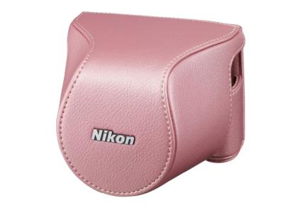 Nikon  Чехол CB-N2200S  для  1 J3/S1 Kit 10-30mm f/3.5-5.6 VR Розовый