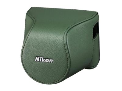 Nikon  Чехол CB-N2200S  для  1 J3/S1 Kit 10-30mm f/3.5-5.6 VR ХакиЧехлы, кофры<br>Чехол для Nikon1 J3/S1 Kit 10-30mm f/3.5-5.6 VR<br><br>Тип: Чехол для Nikon 1<br>Цвет корпуса: Хаки