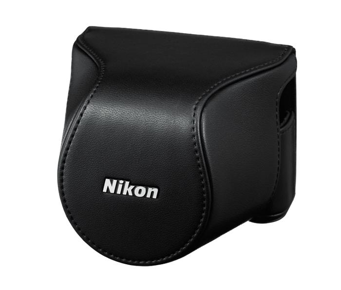 Nikon  Чехол CB-N2200S  для  1 J3/S1 Kit 10-30mm f/3.5-5.6 VR ЧерныйЧехлы, кофры<br>Чехол для Nikon1 J3/S1 Kit 10-30mm f/3.5-5.6 VR<br><br>Тип: Чехол для Nikon 1<br>Цвет корпуса: Черный