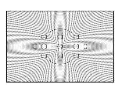 Nikon Сменный фокусировочный экран E3 для FM3A Nikon
