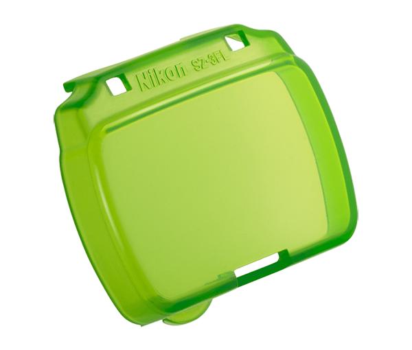 Nikon Зеленый фильтр SZ-3FL для вспышки SB-700