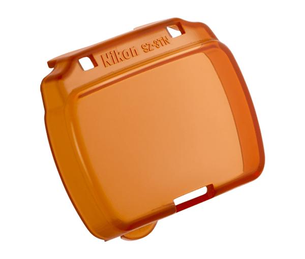 Nikon Оранжевый фильтр SZ-3TN для вспышки SB-700