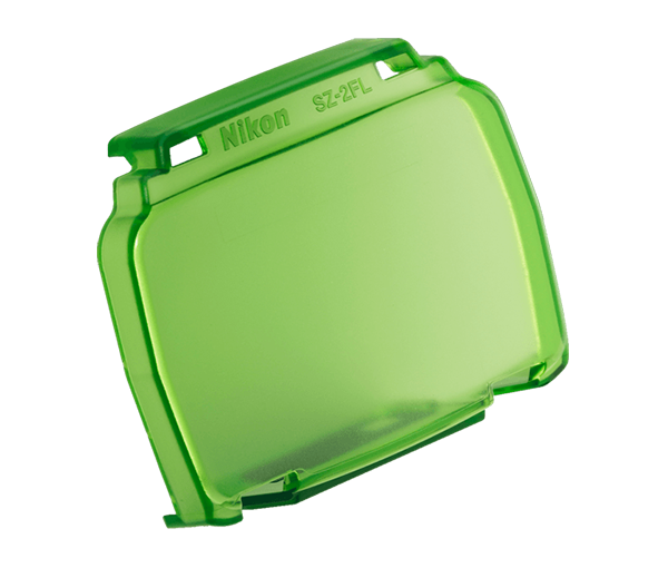 Nikon Зеленый фильтр SZ-2FL для вспышки SB-910 от Nikon