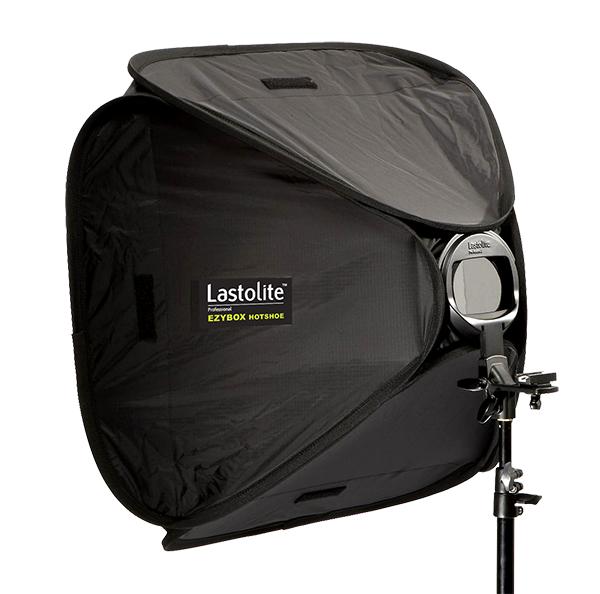 Nikon Lastolite Софтбокс Ezybox Hotshoe 54х54 см + кронштейн