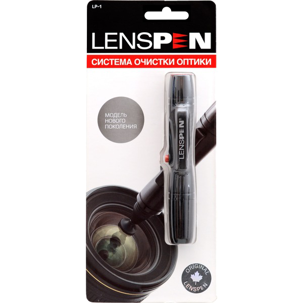 Nikon Lenspen карандаш для чистки оптики LP-1