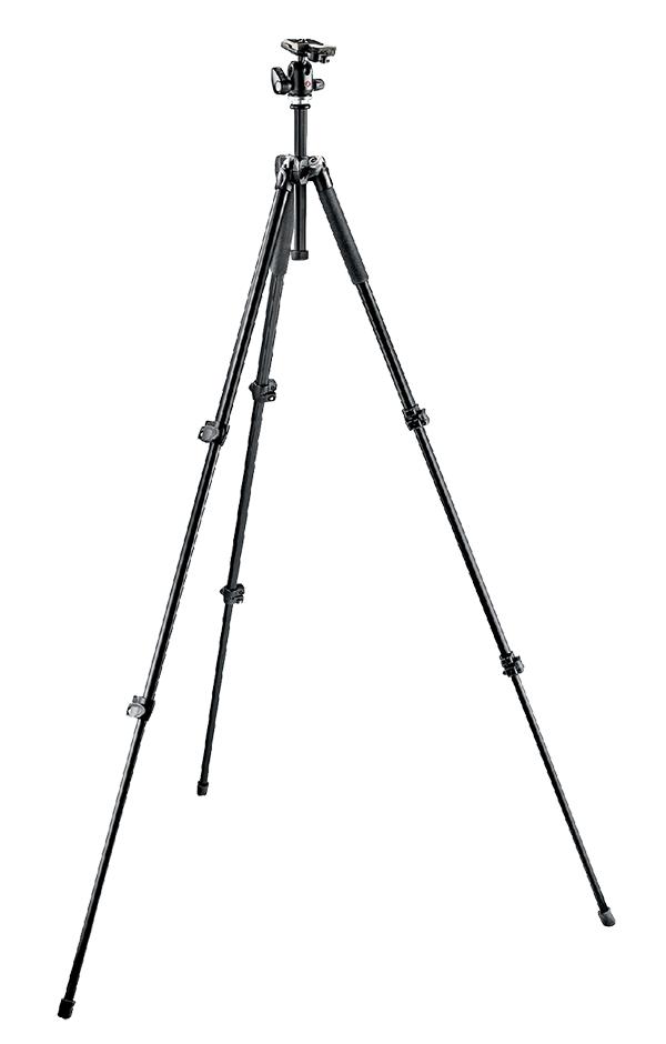 Nikon Manfrotto MK293A3-A0RC2 Штатив для фотокамеры и шаровая голова