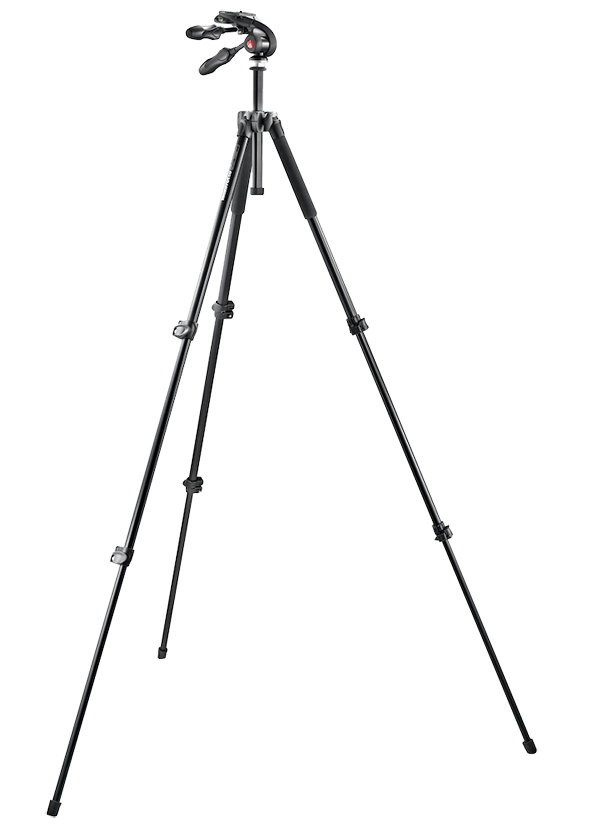 Nikon Manfrotto Штатив MT293A3 + головка MH293D3-Q2 (3D)