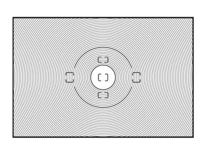 Nikon Сменный фокусировочный экран EC-B для F5Аксессуары для визирования<br>Матовый экран с тонкой структурой матирования и рамками фокусировки. Обеспечивает четкое визирование и легкость фокусировки по всей площади матового экрана. <br> <br> Предназначен для всех видов обычной фотосъемки. <br> <br> Применяется для фотокамеры серии: F5<br><br>Тип: Сменный фокусировочный экран<br>Артикул: FAC11001