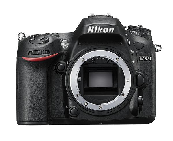Nikon D7200 (без объектива)