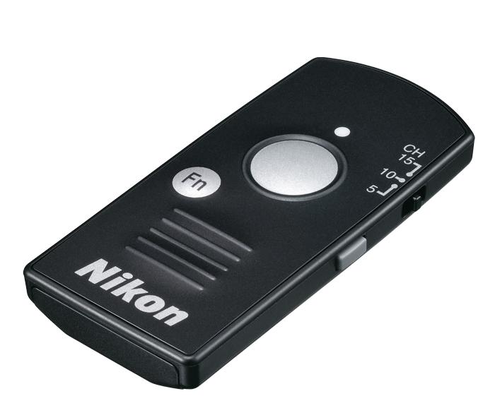Nikon Беспроводной контроллер дистанционного управления  передатчик WR-T10