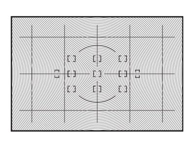 Nikon Сменный фокусировочный экран E для F6Аксессуары для визирования<br>Экран типа Е, представляющий собой комбинацию экрана типа В с вытравленной сеткой, подходит для копирования и архитектурной съемки. <br><br>Особенно подходит для использования с объективами PC-Nikkor. <br><br>Применяется для фотокамеры F6.<br><br>Тип: Сменный фокусировочный экран<br>Артикул: FAC15201