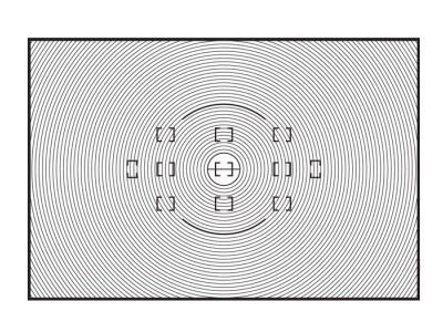 Nikon Сменный фокусировочный экран A для F6