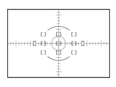 Nikon Сменный фокусировочный экран M для F6Аксессуары для визирования<br>Матовый экран с тонкой структурой матирования, прозрачным кругом диаметром 5 мм и визиром для фокусировки на изображении вне плоскости экрана, а также миллиметровой шкалой для расчета увеличения отдельных объектов или для измерения их размера. Позволяет получать четкие изображения при тусклом освещении. <br><br>Подходит для макросъемки, микрофотографии и других видов съемки с большим увеличением. <br><br>Применяется для фотокамеры F6.<br><br>Тип: Сменный фокусировочный экран<br>Артикул: FAC15501
