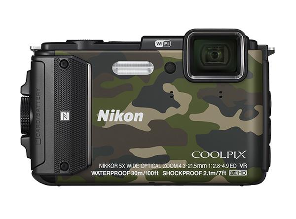 Nikon COOLPIX AW130 от Nikonstore.ru