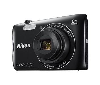 Nikon COOLPIX A300 чёрный