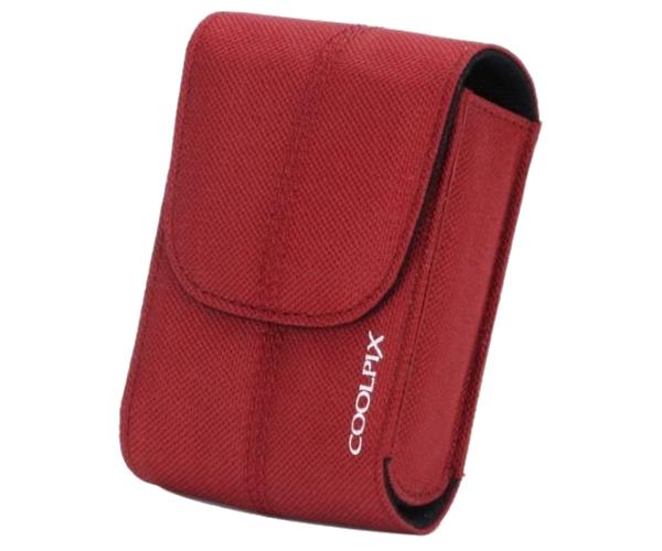 Nikon Чехол CS-L02  для фотокамер Coolpix L-серии красный