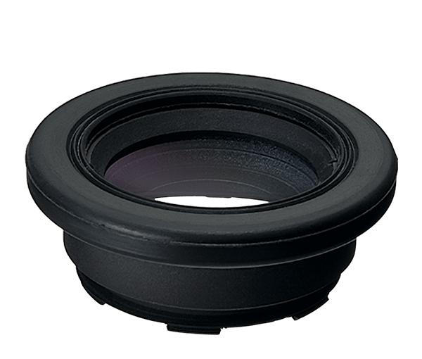 Nikon Увеличительный окуляр  DK-17MАксессуары для визирования<br>Окуляр DK-17M усиливает увеличение видоискателя примерно в 1,2 раза. Поддерживает предохранитель, которым оснащен ряд фотокамер Nikon. <br> <br> Предназначен для фотокамер серии: F5, F6, D1, D2X, D2H, D2Xs, D2Hs, D700, D3, D3S, D3X, D800, D800e, D810, D810a, Df, D4, D4s<br><br>Тип: Увеличительный окуляр<br>Артикул: FAF51601