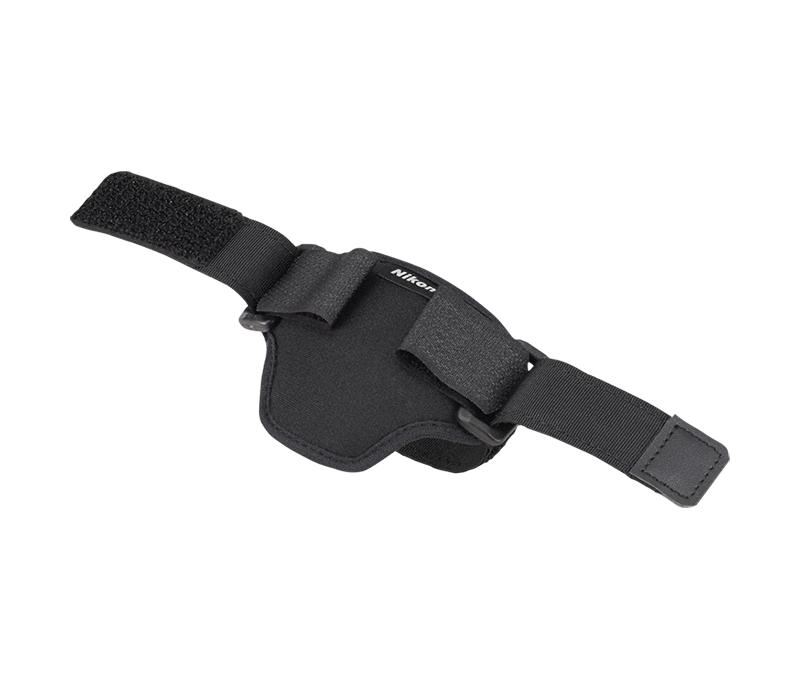 Nikon Наручный ремешок для пульта дистанционного управления AA-13Для экшн-камер<br>Позволяет закрепить дистанционное управление KeyMission ML-L6 на запястье. Отличный способ безопасно и надежно хранить дистанционное управление, когда оно не используется.<br><br>Тип: Аксессуар для KeyMission<br>Артикул: VAW25401