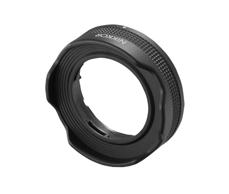 Nikon Защитная насадка на объектив AA-14BДля экшн-камер<br>Защитная насадка-фильтр на объектив для определенных моделей камер KeyMission. Используйте на суше и возле воды для защиты объектива вашей экшн-камеры Nikon от пыли, грязи и летящих камней.<br><br>Тип: Аксессуар для KeyMission<br>Артикул: VAW24501