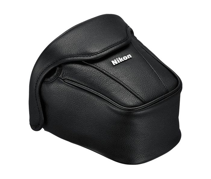 Nikon Чехол CF-DC8 для фотокамеры D500Чехлы, кофры<br>Черный полумягкий чехол CF-DC8 защищает фотокамеру D500, когда она не используется.<br><br>Тип: Чехол для зеркальной фотокамеры<br>Артикул: VHF01001