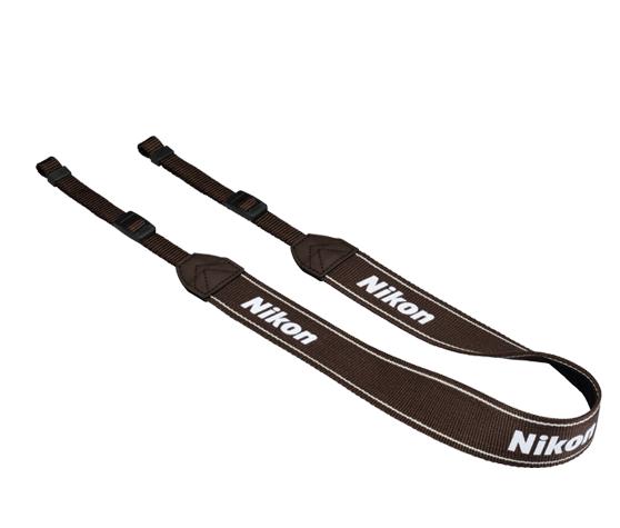 Nikon Ремень для переноски AN-DC3 бронзовый