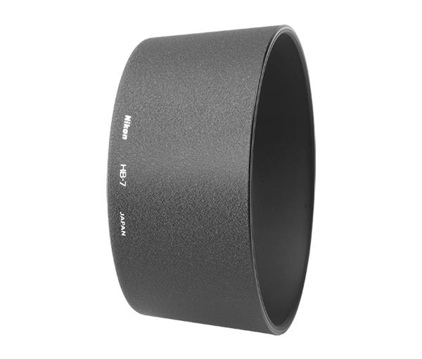 """Nikon Бленда для объектива HB-7Бленды<br>Бленда значительно ослабляет постороннюю засветку, уменьшая блики и устраняя """"раздвоенность"""" изображения. Она также служит для защиты объектива. <br> <br> Подходит для объектива AF NIKKOR 80-200mm f/2.8D ED<br><br>Тип: Бленда для объектива<br>Артикул: JAB70701"""