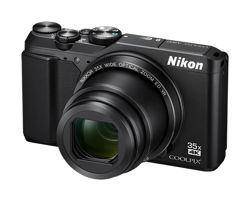 Nikon COOLPIX A900 чёрный