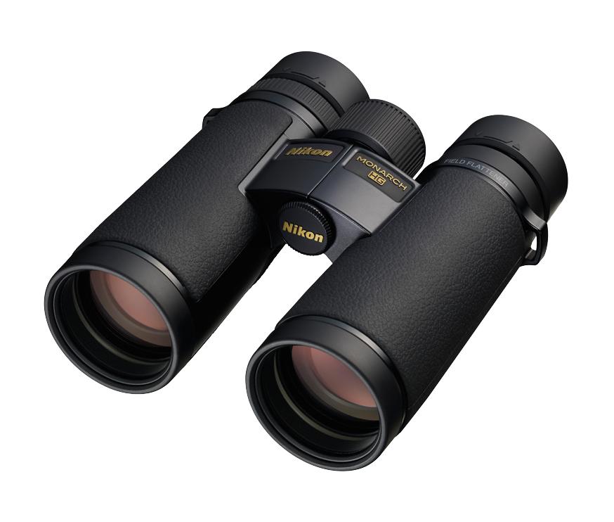 Nikon Бинокль MONARCH HG 8x42Бинокли для охоты и рыбалки<br>Наблюдаете ли вы за птицами или отслеживаете миграцию диких животных, вам гарантировано широкое поле зрения и отличные оптические характеристики, включая резкость по всему полю зрения, благодаря системе линз для исправления кривизны поля изображения и стеклу со сверхнизким рассеиванием.<br> Вам понравится четкое, яркое изображение и естественные цвета, достигаемые благодаря диэлектрическому многослойному покрытию призмы и высококачественному многослойному покрытию.<br> Обтекаемый дизайн, компактный размер и малый вес не мешают магниевому корпусу быть прочным и надежным. Водозащищенный, незапотевающий бинокль отлично подходит для использования на природе.<br> Бинокли MONARCH HG — изысканный выбор для ценителей высококачественной оптики.<br><br>Тип: Бинокль Monarch HG<br>Объектив (кратность): 8x<br>Диаметр объектива (мм): 42<br>Влагозащищенность: Да (5 м в течение 10 минут)<br>Поле зрения (°): 8,3<br>Увеличение (x): 8<br>Выходной зрачок (мм): 5,3<br>Вынос точки визирования (мм): 17,8<br>Относительная яркость: 28,1<br>Минимальное расстояние фокусировки (м): 2<br>Регулировка расстояния между центрами окуляров (мм): 56–74<br>Тип призмы: Roof<br>Питание: Нет<br>Артикул: BAA793SA