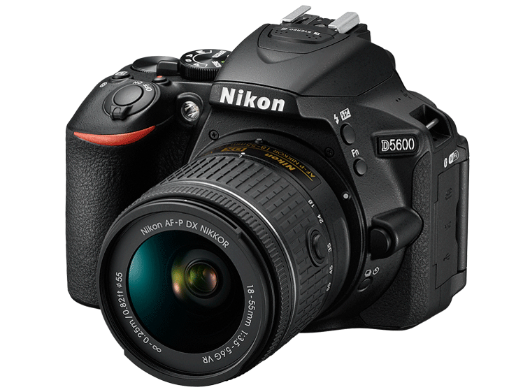 Nikon D5600 Kit AF-P DX 18-55mm f/3.5-5.6G от Nikon