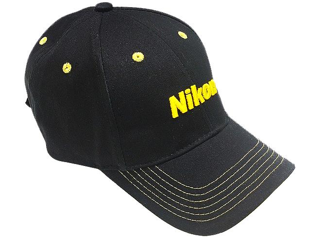 Nikon Бейсболка с логотипомСувениры<br>Стильный и качественный аксессуар <br><br>Ткань:  100% хлопок 300 г/м2 (heavy weight brush cotton)<br>3D объёмная вышивка<br><br>Артикул: 890 CAP