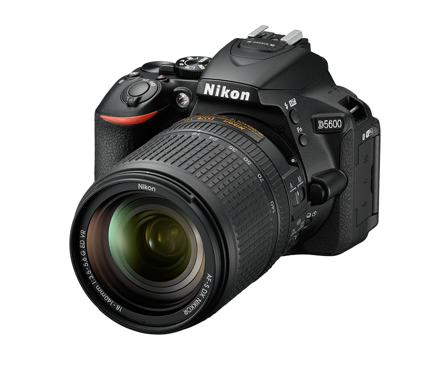 Nikon D5600 Kit AF-S DX 18-140mm f/3.5-5.6G ED VR