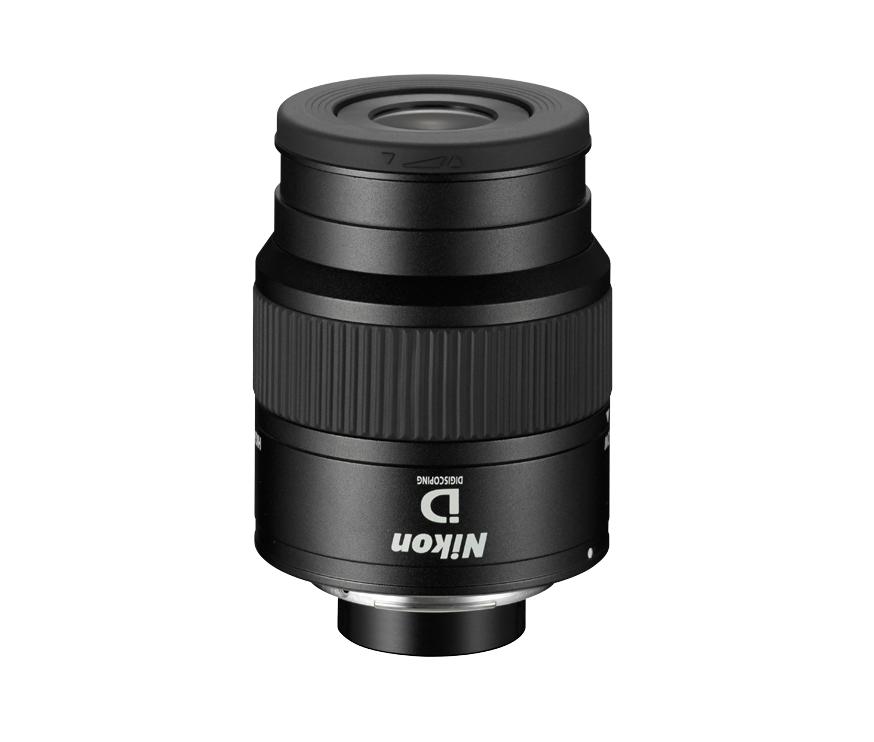 Nikon Окуляр к зрительной трубе MONARCH MEP-20-60Окуляры<br>MEP-20–60 — универсальный 3-кратный зум-окуляр для зрительных труб MONARCH.<br> <br> Эффективная коррекция хроматической аберрации обеспечивает высокое разрешение и резкость по всему диапазону фокусных расстояний. Большой вынос точки визирования обеспечивает хорошую видимость всего поля зрения даже для людей, которые носят очки, а поворотно-выдвижные резиновые наглазники помогают правильно расположить видоискатель относительно глаз.<br> <br> Увеличение 20–60-кратное при креплении к зрительной трубе серии MONARCH 82 и 16–48-кратное при креплении к зрительной трубе серии MONARCH 60.<br><br>Тип: Окуляр к зрительной трубе<br>Влагозащищенность: Окуляр не является водонепроницаемым. При креплении к зрительной трубе Является водонепроницаемым (эквивалент осадков до 5 мм в минуту в течение 30 минут -  длина при закрепленном крепежном кольце для цифроскопии.<br>Поле зрения (°): Угловое 40,4–54,3 град<br>Выходной зрачок (мм): 82 4,1–1,4 / 60 3,8–1,3<br>Вынос точки визирования (мм): 16,1–15,3<br>Относительная яркость: 82 16,8–2,0 / 60 14,4–1,7<br>Артикул: BDB921WA